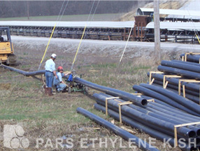 Pars Ethylene kish co. Application