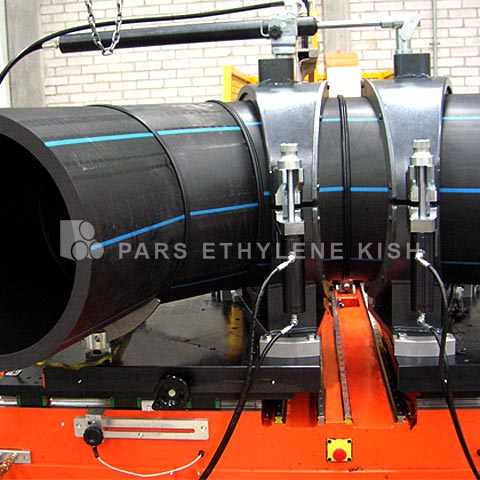 Polyethylene pipes and fittings Pars Kish